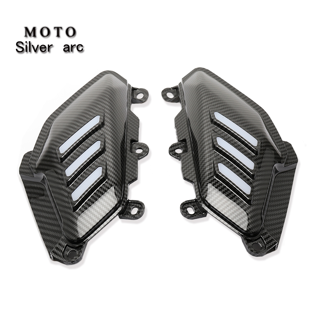 Modified motorcycle accessories side cover rear guard protect cover cap for yamaha NMAX 155 NMAX125 2016 2017 2018 2019 NMAX1555