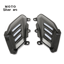 цена на Modified motorcycle accessories side cover rear guard protect cover cap for yamaha NMAX 155 NMAX125 2016 2017 2018 2019 NMAX1555