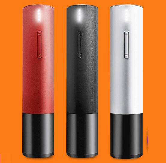 Brand Quality Red Wine Openers Creative 5 Minutes USB Charging Electric Bottle Opener For Home Hotel Party Wedding Kitchen Tool