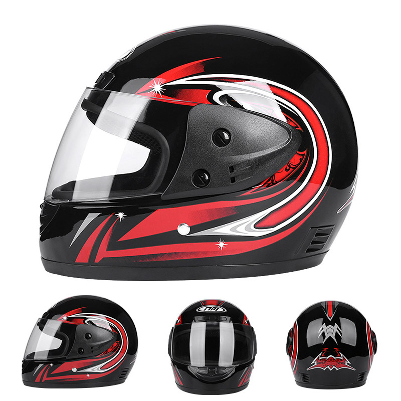 2020 New Motorcycle Helmet Full Face DOT Moto Motocross Off-road EPS Professional Capacetes ATV Downhill Racing Dirt Bike Cross