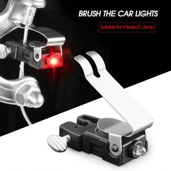Części rowerowe V światło hamulca hamulca światło szosowe akcesoria światło hamowania rower składany światło końca hamulca sprzęt tanie i dobre opinie NONE CN (pochodzenie)