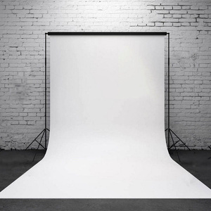 Image 2 - White Wall Photography Backdrop Cloth Studio Photocall  Private Ins Photo Background Photophone Camera 92cm * 152cm/3*5ft