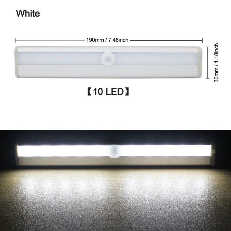 10 LED Cold White