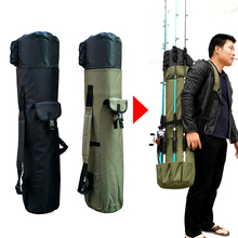 GHOTDA Fishing Bag Portable Multifunction Nylon Fishing Bags