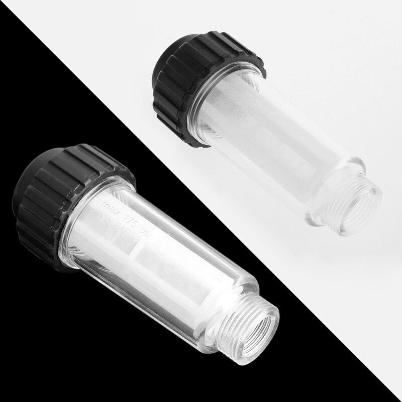 "175PSI Garden Hose Inlet Water Filter Pressure Washers 3/4\\\\\\\\\\\\\\\"" For Karcher K2   K7|Watering Kits| |  - title="