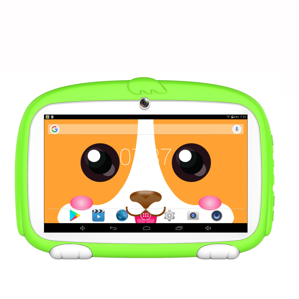 2019 7 Inch New Kids Learning Tablet Pc Android System Quad Core Installed Best Gifts For Children Tablets Pc