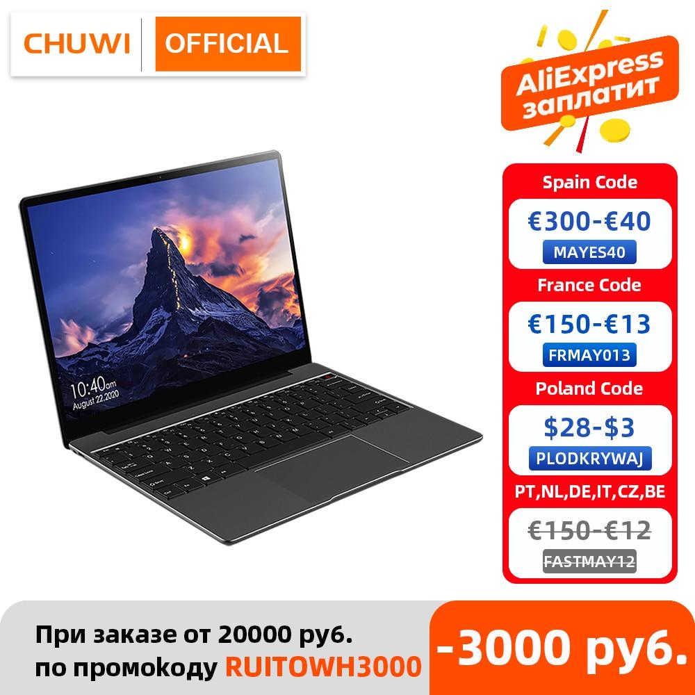 "CHUWI GemiBook 13"" 2K IPS Screen LPDDR4X 12GB 256GB SSD Intel Celeron Quad Core Windows 10 Laptop with Backlit Keyboard 1"