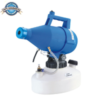 Portable Electric Sprayer thermal fogger machine disinfection Atomizer Suitable for Farm Hotel School Courtyard