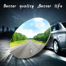 Blind-Spot-Mirror Rear-View-Mirror-Inspection-Mirror Wide-Angle Convex Round HD 2PCS
