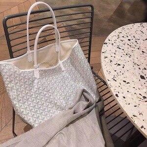 High Quality Women Bag Cow Leather Bags Shoulder Bag Female Casual Big Capacity Women Beach Bag Set For Woman Shopping bag