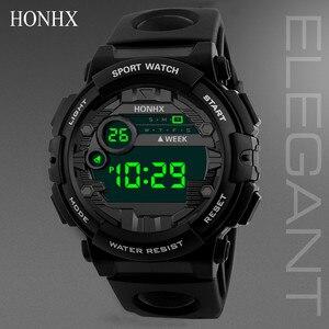 Luxury Mens Digital Watch Waterproof Date Sport Men Outdoor Electronic Watch Casual LED Wrist Watches relogio digital 2020