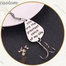 Keychain Customize Jewelry Lettering Gifts Stainless-Steel Silver-Color Men/women Dad