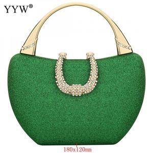 Image 3 - Sac à main pailleté pour femmes, sacs de soirée, enveloppe dépaule scintillante, pochette de fête, pochette pour femmes