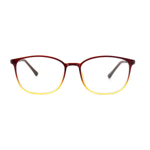 Image 2 - KANDREA 2020 Anti Blue Ray Eyeglasses Frame Acetate Square Glasses Frames Anti Blue Light Eyewear Clear Lens Optical Spectacles