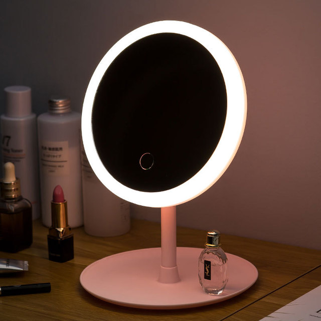 LED mirror lamp, mirror with light 1