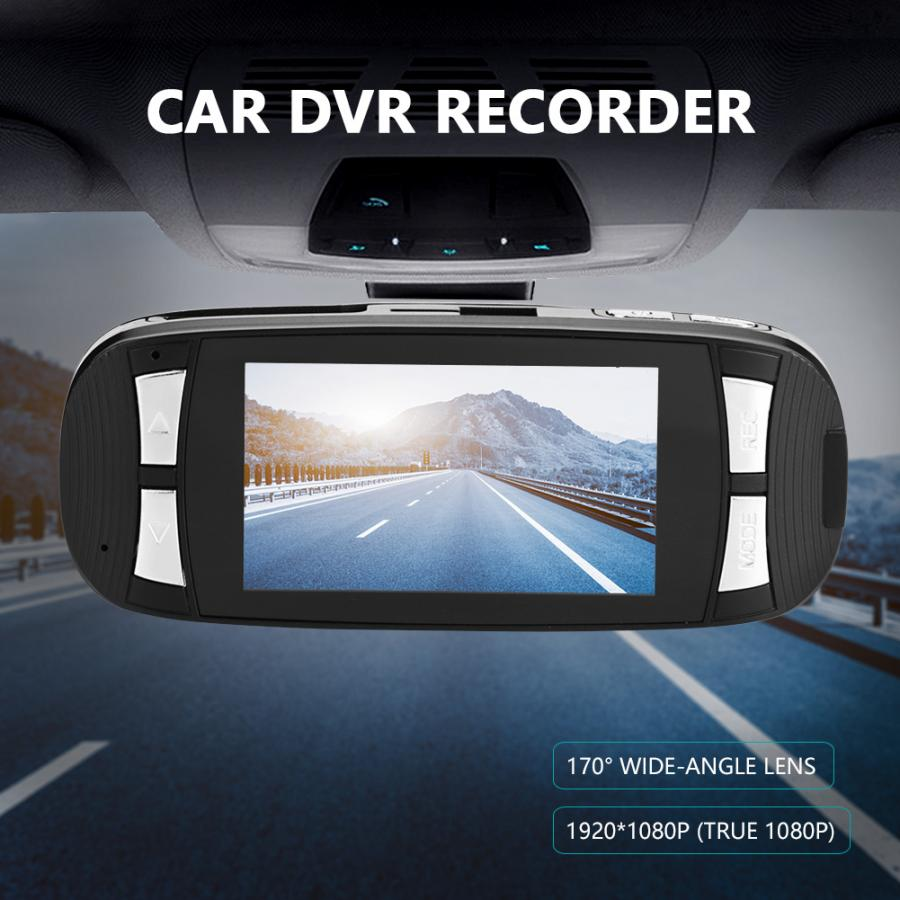 DVR Camera Driving Video-Recorder Rearview-Mirror Car-Accessories 1080P 170 TFT HD