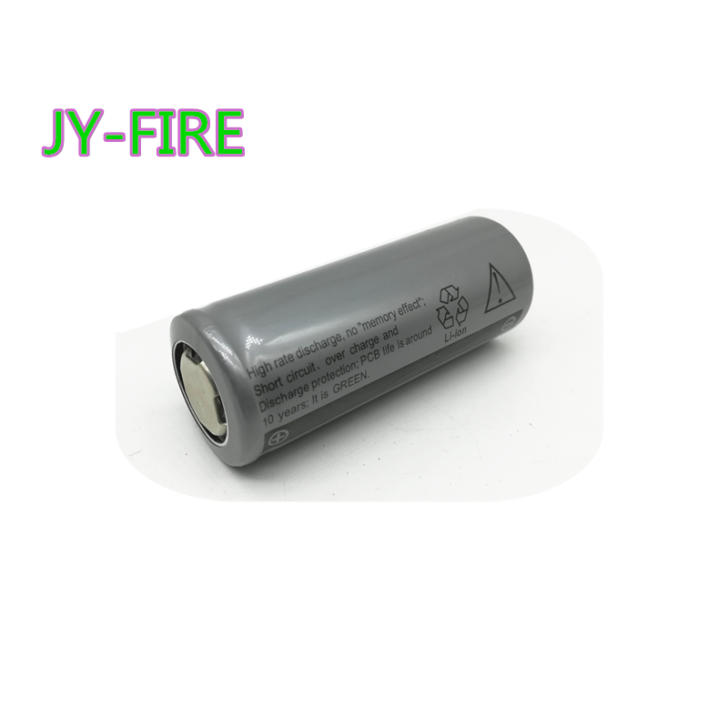 1pcs/lot 26650 Rechargeable <font><b>battery</b></font> <font><b>batteries</b></font> 10000 mah <font><b>3.7V</b></font> Li-ion flashlight <font><b>battery</b></font> image