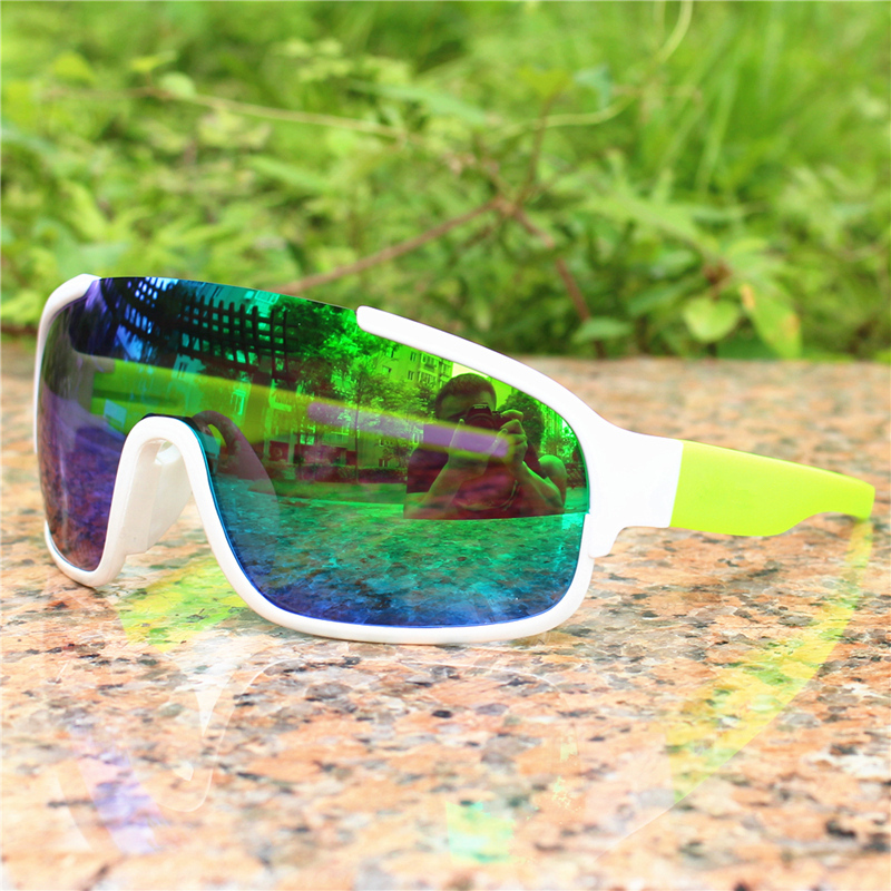 Cycling Sunglasses Blade Crave Eyewear 3lens Sport-Road Airsoftsports Do Mtb Men Women
