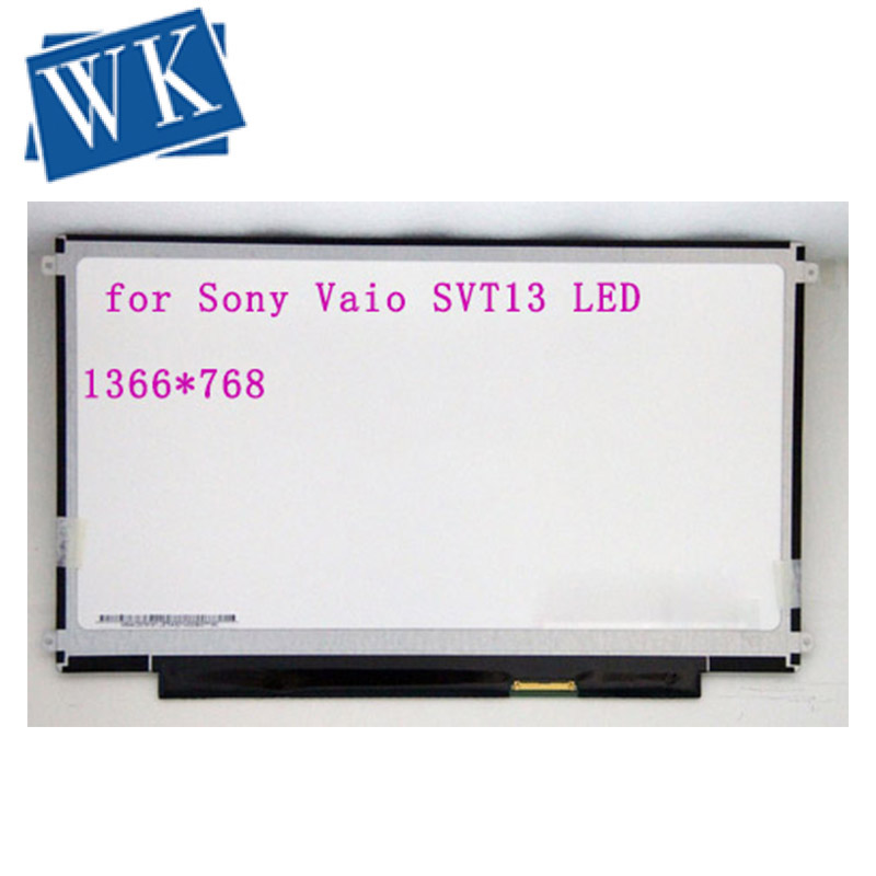 "13.3/"" LED LCD Screen for Sony Vaio SVT13 SVT131A11L SVT131A11W Laptop Display"