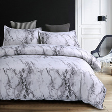Duvet Cover & Pillow Shams Set Nordic Style 8 Size Single Double Full Queen King 150x200 200*200 240/220