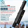 6600 мАч AS10D31 4741 Новый аккумулятор для ноутбука Acer Aspire V3 5741G 5742 5551G 5560G 5750G AS10D41 AS10D51 AS10G3E AS10D61 AS10D81