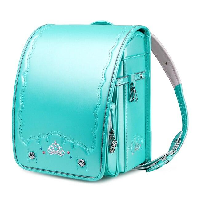 Фото детская школьная сумка в японском стиле colomb для девочек детский