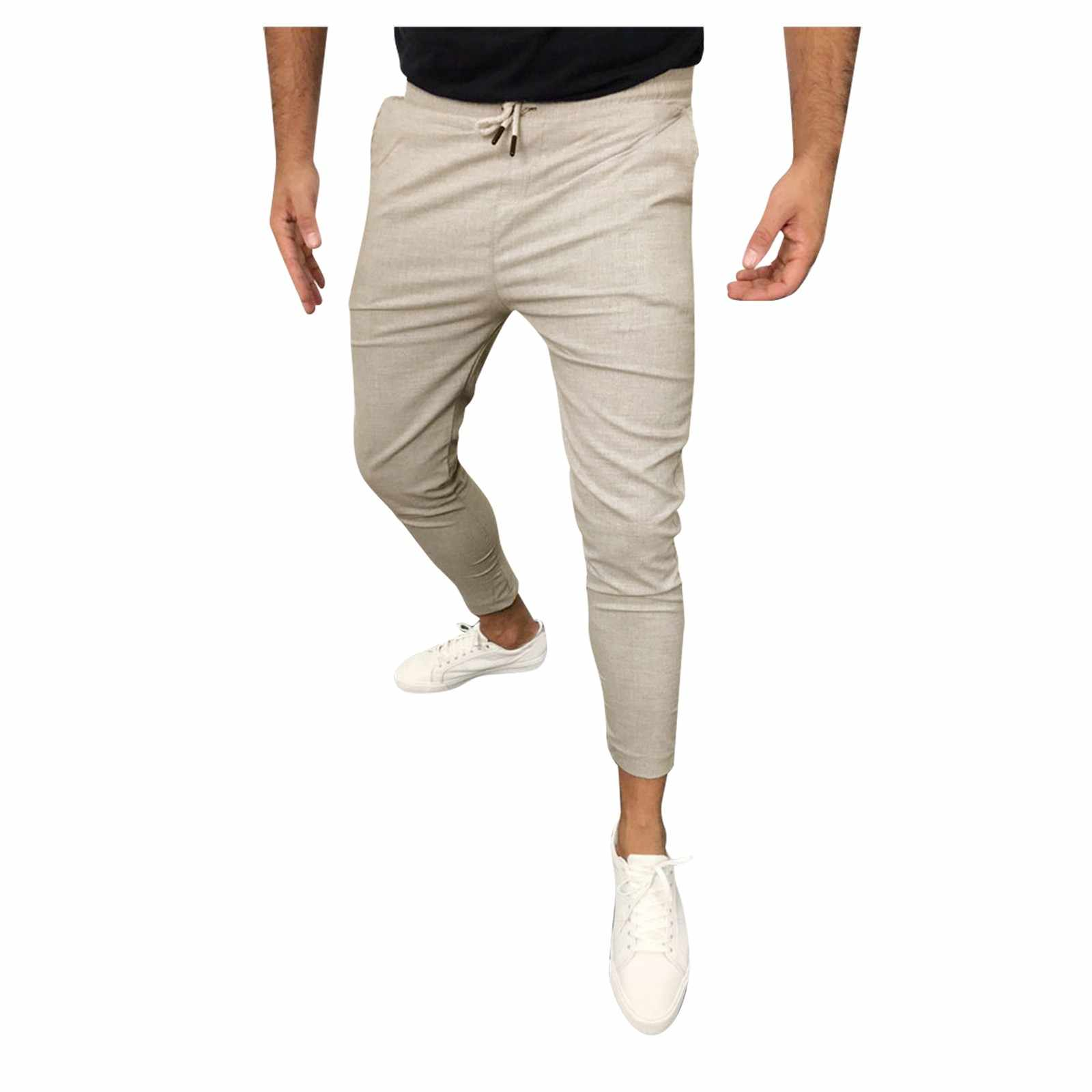 Mens Fashion Pants Solid Color Track Pants Hip Streetwear Sport Sweatpants 5xl Pants Pantalones Hombre Joggers Trouser Harem Pants Aliexpress