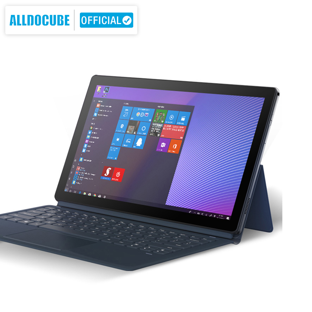 Alldocube Knote5  11.6 Inch Intel Tablet Gemini Lake N4000 Windows 10 4GB+128GB  1920*1080 IPS Display Tablet PC With Keyboard