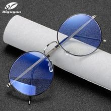 DIGUYAO – lunettes ovales pour femmes, verres optiques pour ordinateur, anti-lumière bleue, unisexe, jeu, fatigue, blocage bleu