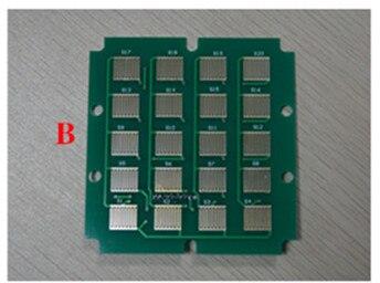 Аксессуары Оригинальные подлинные ER-690 ER-690 CT потребительская силиконовая Кнопка Главная кнопка доска раздел B