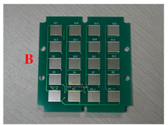 Accessories Original Authentic ER-690 ER-690 CT Consumer Silicone Keybutton Main Button Board Section B