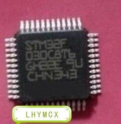 5 pçs/lote STM32F030C8T6 STM32F030C8 LQFP48