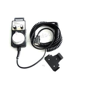 Image 3 - MACH3 USB 5 Achse 100KHz USBCNC Glatt Stepper Motion Controller karte breakout board + 1 stücke Hohe qualität industrielle hand rad
