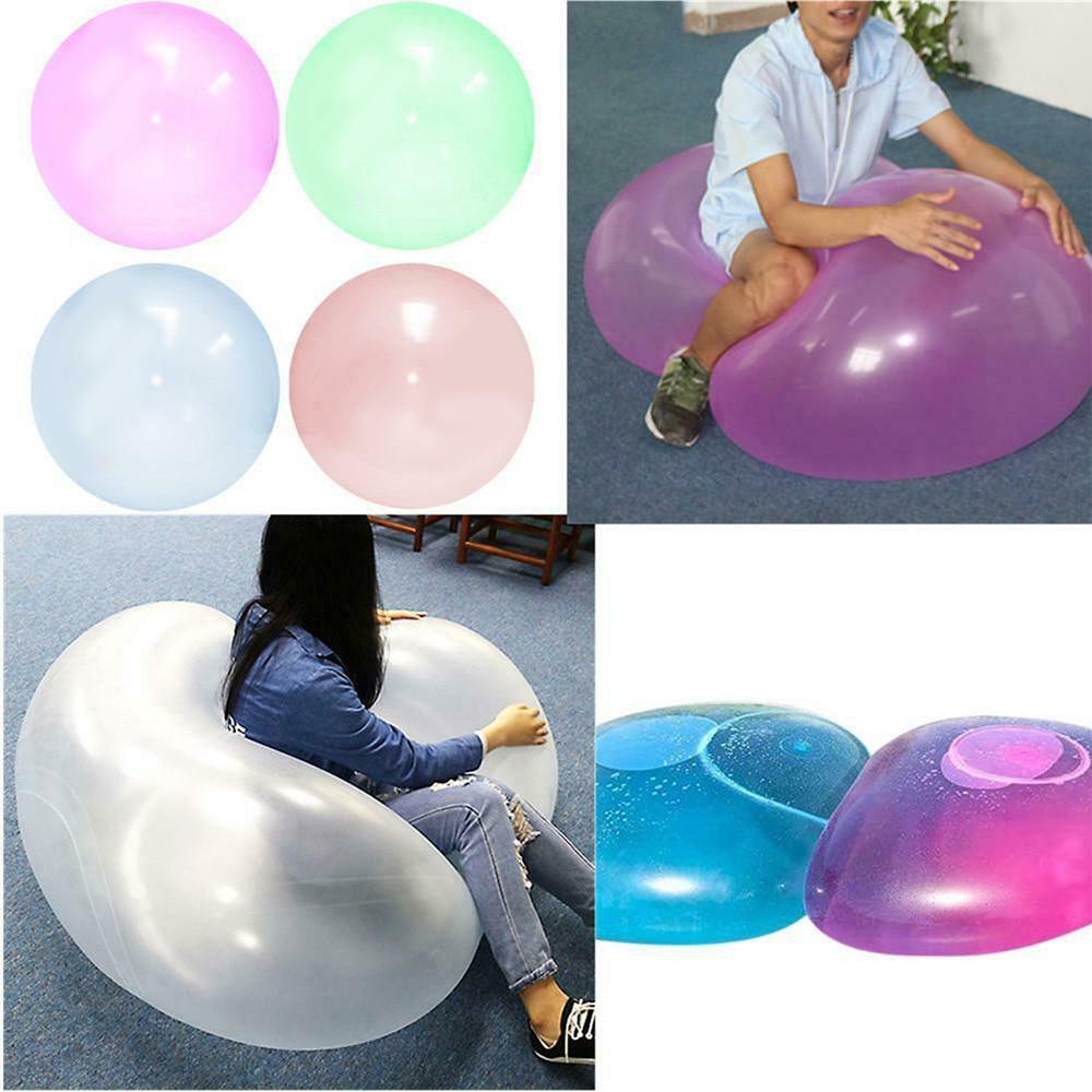 Vroča trpežna napihljiva zabavna žoga z mehurčki, neverjetne - Zabava in šport na prostem - Fotografija 4