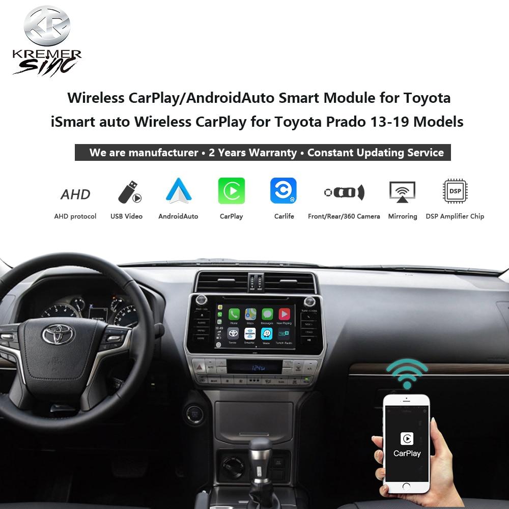 Wireless CarPlay/AndroidAuto Smart ...