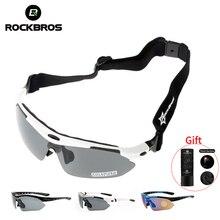 ROCKBROS походные очки UV400 поляризованные солнцезащитные очки мужские тактические очки для стрельбы рыболовные альпинистские спортивные очки велосипедные очки