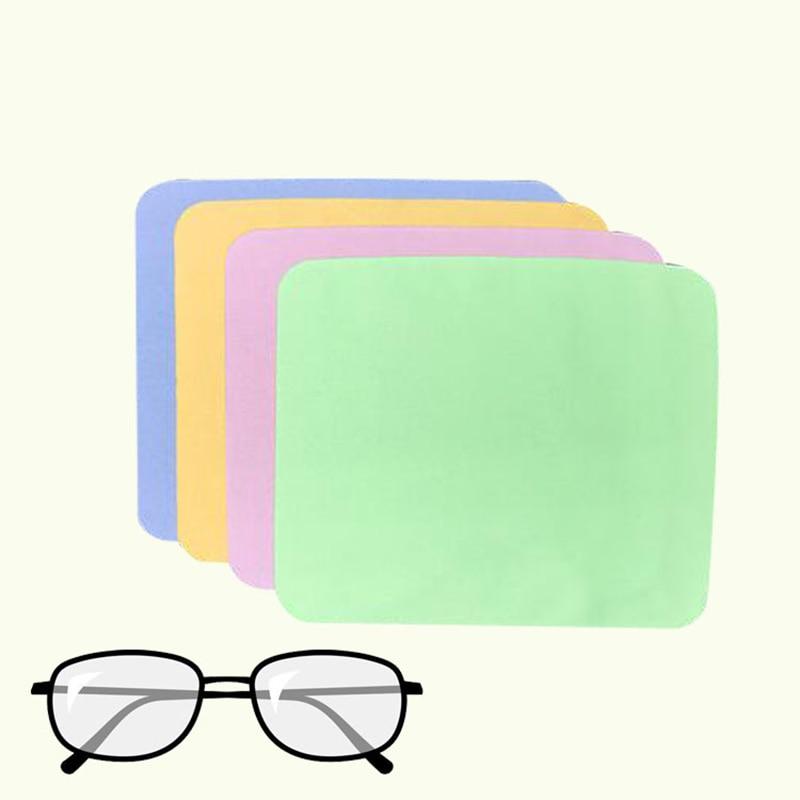 Ткань для очков, имитация кожи, микрофибра, мобильный телефон, салфетка для протирки линз
