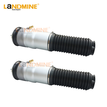 Free Shipping New 2PCS Air Suspension Shock Absorber Air Strut Fit BMW F01 F02 750Li 37126796929 37126796930 image