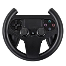 Designed for PS4 game racing steering wheel controller Sony Playstation 4 car driving