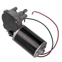 DC 24V Speed Torque Reversible Electric Gear Motor Adapter Gearmotor 45W 260RPM