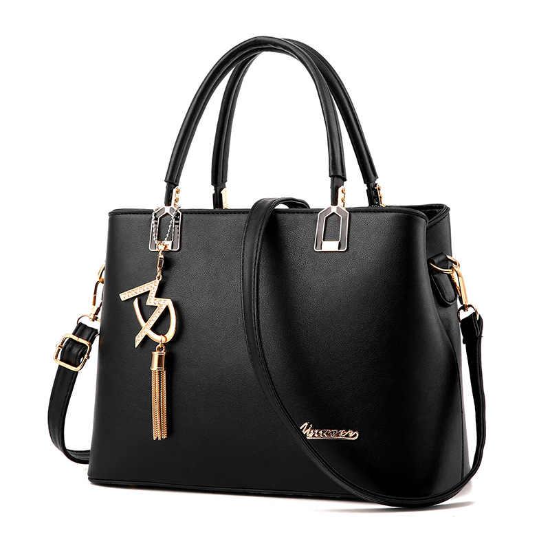 Mickey Ken 2020 moda Casual Tote kadınlar fermuar kadın postacı çantası Bolsos Mujer yüksek kaliteli kadın çantası