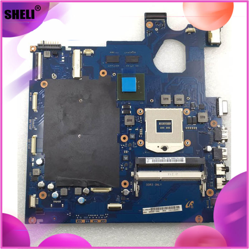 Ba92 09238a Ba92 09238b For Samsung Np300e7a Laptop Motherboard Notebook Pc Mainboard Main Board Hm65 Ddr3 100 Tested Ok Laptop Repair Components Aliexpress