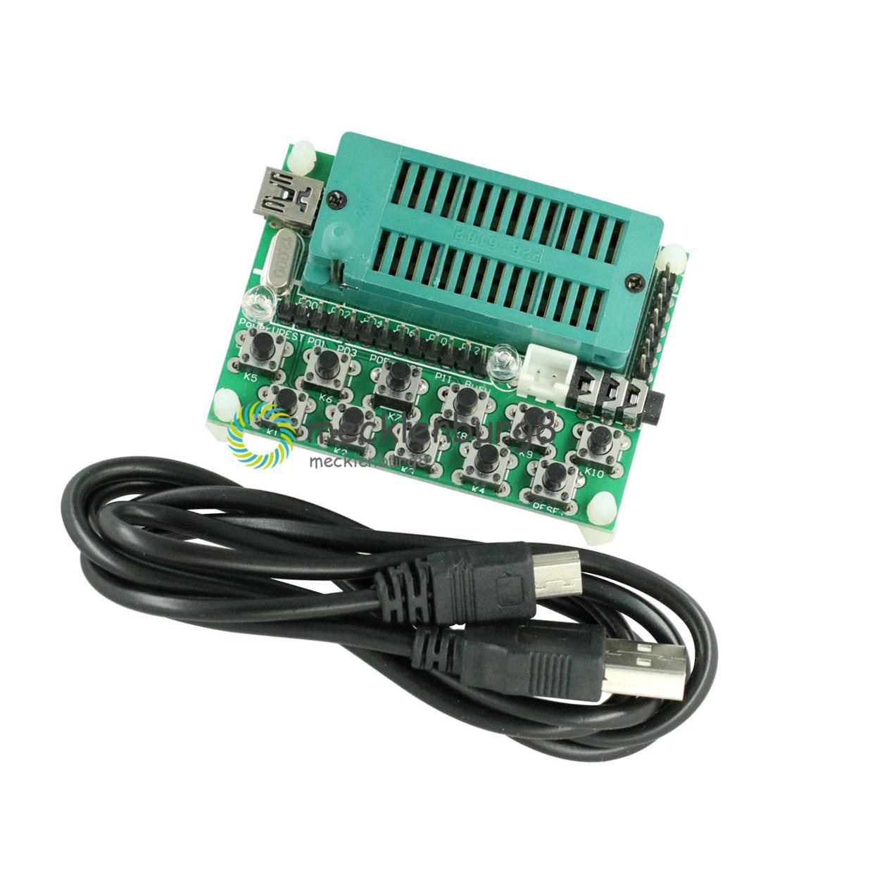 WT588DM01 8M//32M Voice Module Sound Board 255 Voices 4 Channel Key button