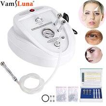 3 IN 1 Diamond Dermabrasion Microdermabrasion Machine Exfoliator Skin Rejuvenation Device, Wrinkle Removal, Safe Face Beauty
