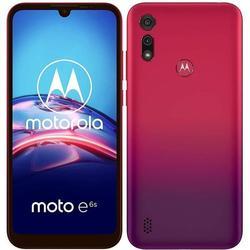 Motorola Moto E6S Plus 64 ГБ 4 ГБ RAM, две Sim-карты, красный
