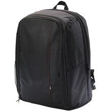 Портативный рюкзак через плечо сумка, чехол для переноски для Parrot Bebop 2 Мощность для хранения fpv-дрона сумки