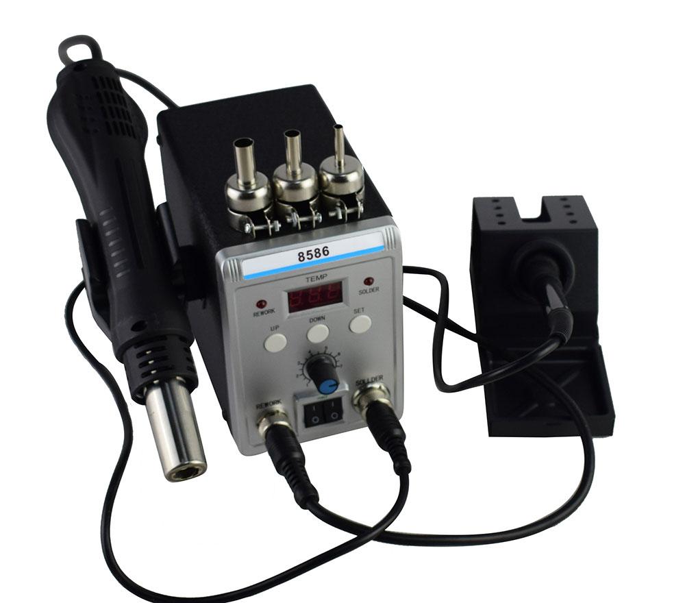 Kiváló minőségű 750 W 2 az 1-es SMD utángyártású - Hegesztő felszerelések - Fénykép 3