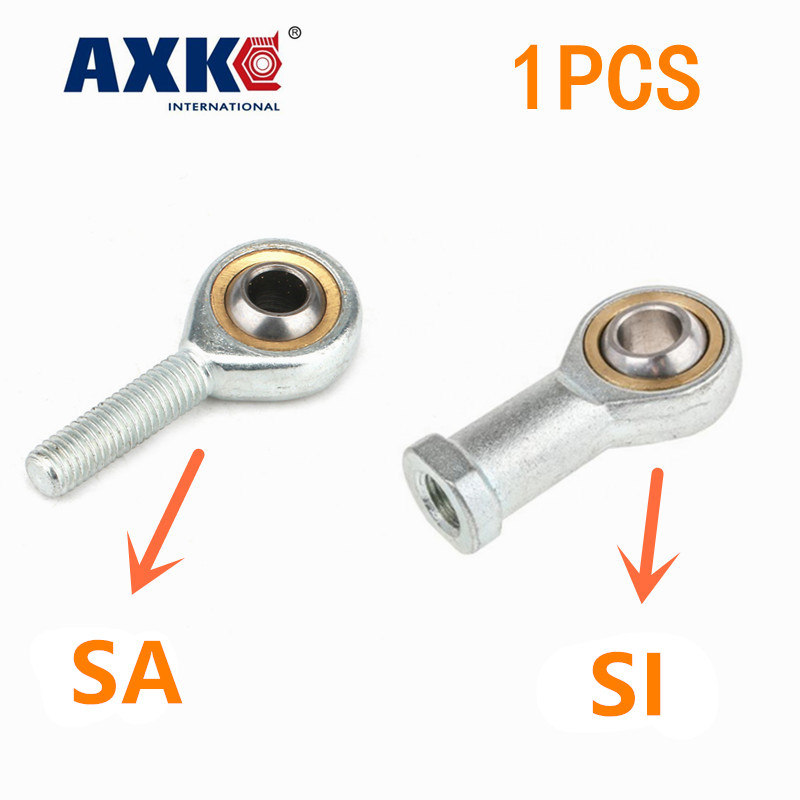 NEW Female Metric Threaded 22mm Rod End Self-lubricating Joint Bearing PHSA 22