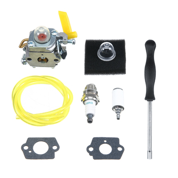 Carburetor Carb Kit For 26cc 30cc Zama C1U-H60 Trimmer Supplies For Tools Accessories Carburetor Carb Kits 10pcs carburetor screwdriver carburetor adjusing tools for stihl husqvarna zama walbro chainsaw trimmer adjustment set of tools