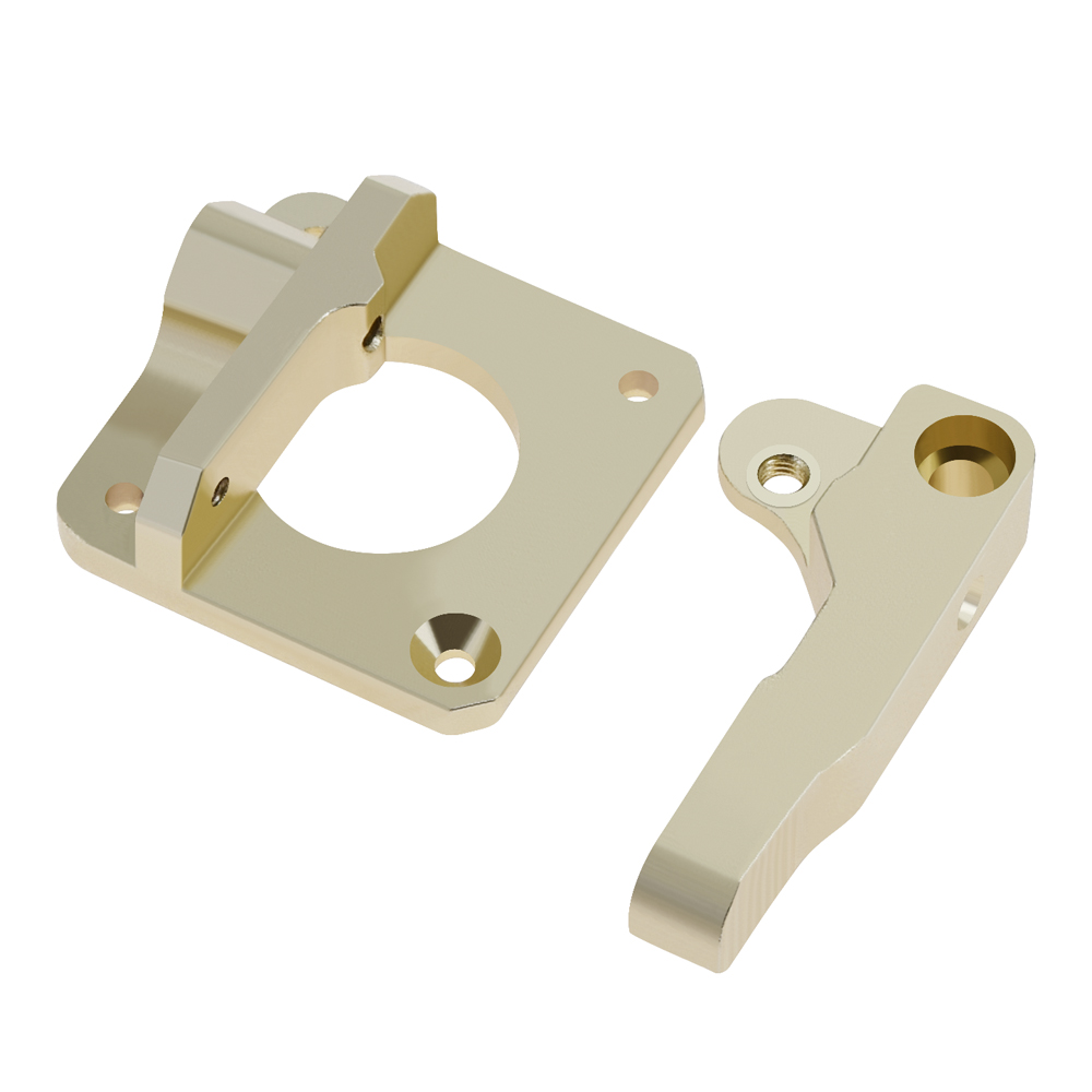 MK8 Aluminum Block Bowden extruder for Ender 3 CR10 CR10S PRO as 3D Printer Parts 12